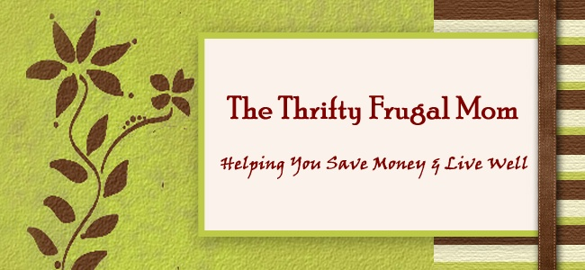 The Thrifty, Frugal Mom