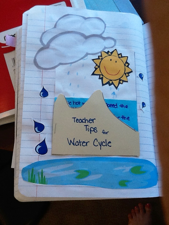 Teaching Science With Lynda: The Water Cycle in a Baggie with ...