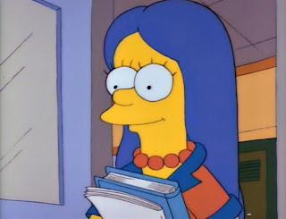 Młoda Marge