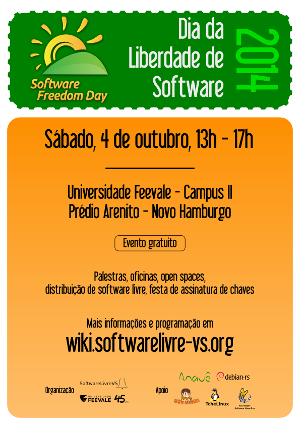 dls 2014 software livre vs
