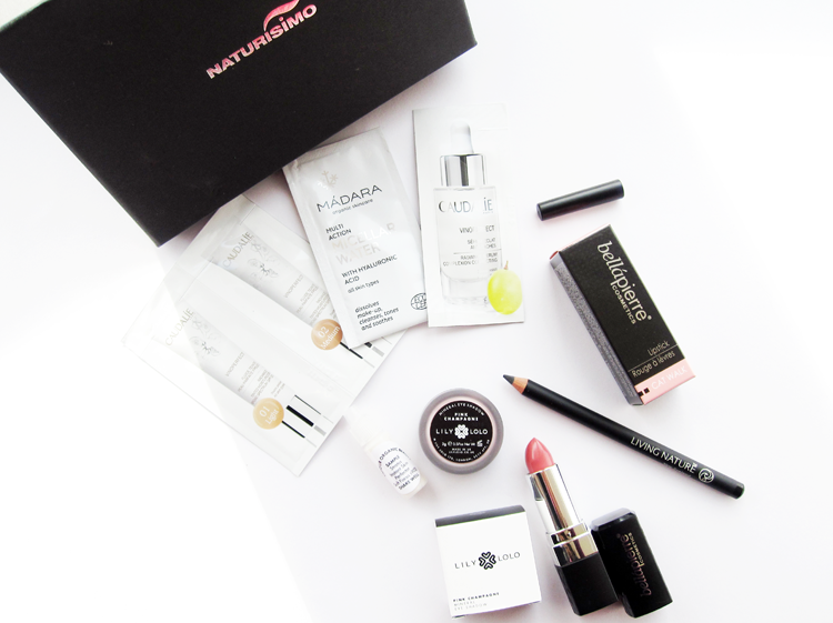 Naturisimo Absolutely Flawless Makeup Disovery Box - Review