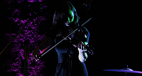 aisha belle musician