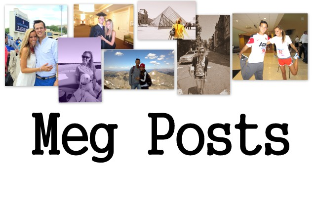 Meg posts