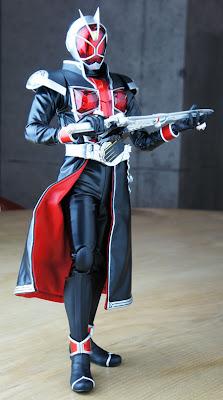 Medicom Project BM! Kamen Rider WIzard Flame Style Figure