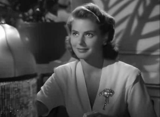 Ingrid Bergman en Recuerda