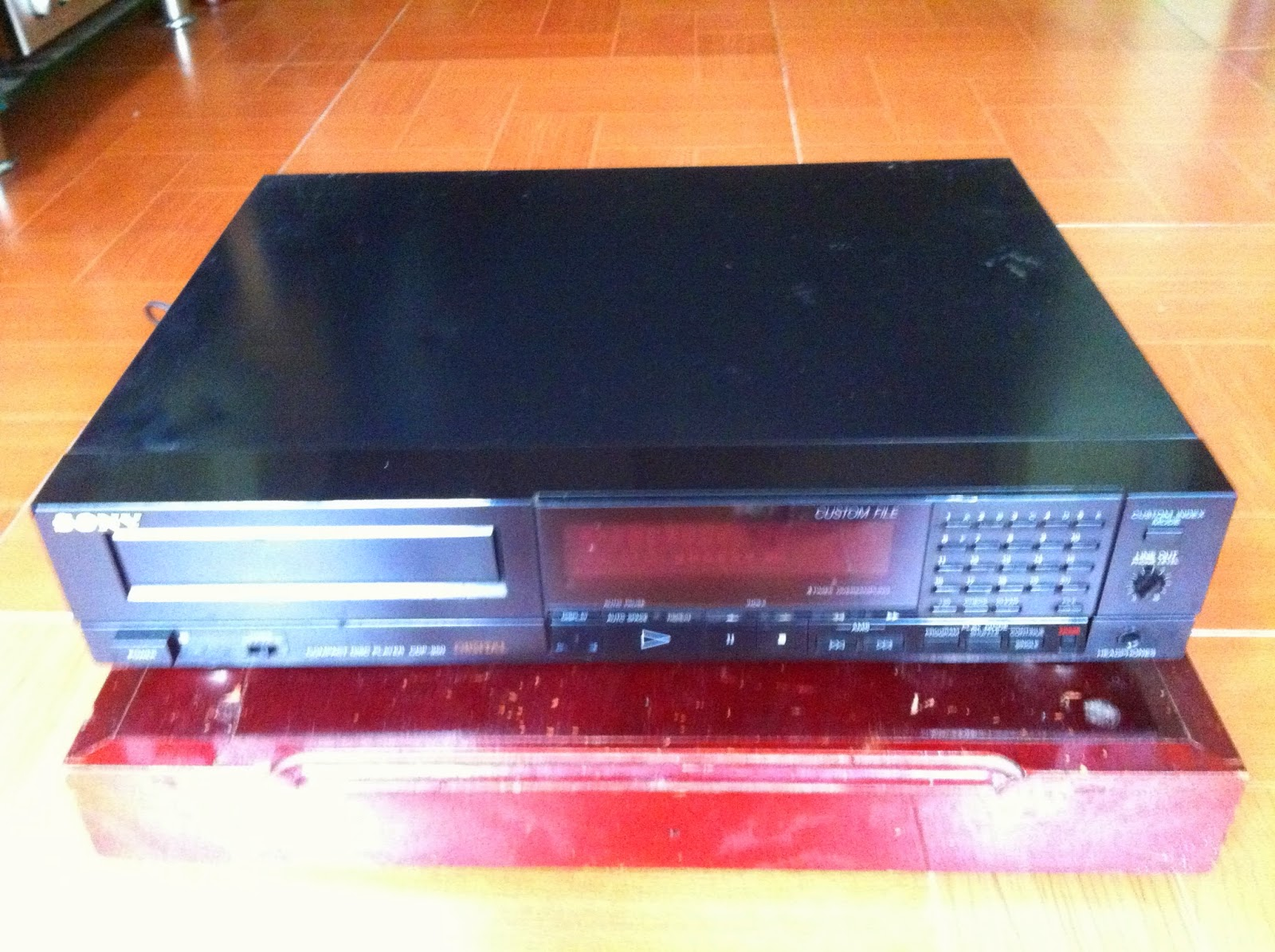 CD Player - Sony P950 - Made in Japan