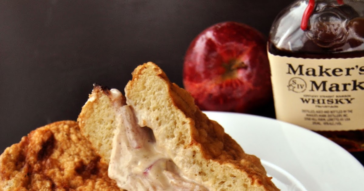 ... Brands Blog: Apple-Bourbon Stuffed French Toast in the Deep Fryer