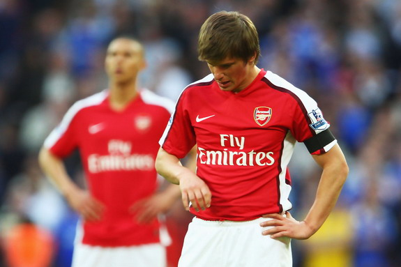 Andrei Arshavin made 144 appearances for Arsenal, scoring 31 goals in five seasons