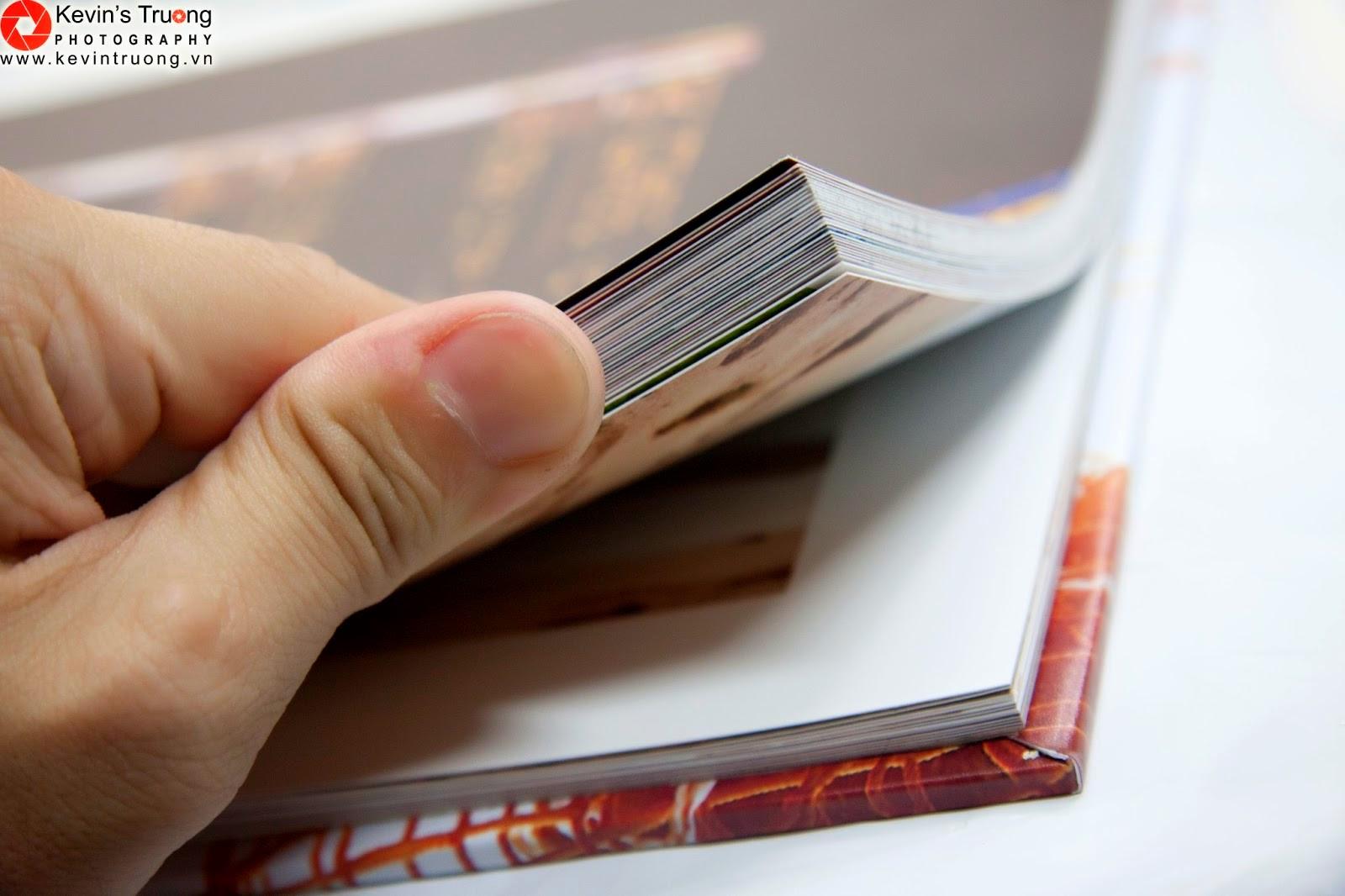 Gia Công-In Album Cát Kim Tuyến-Album 3D,Photobook,Ép gỗ các loại - 22