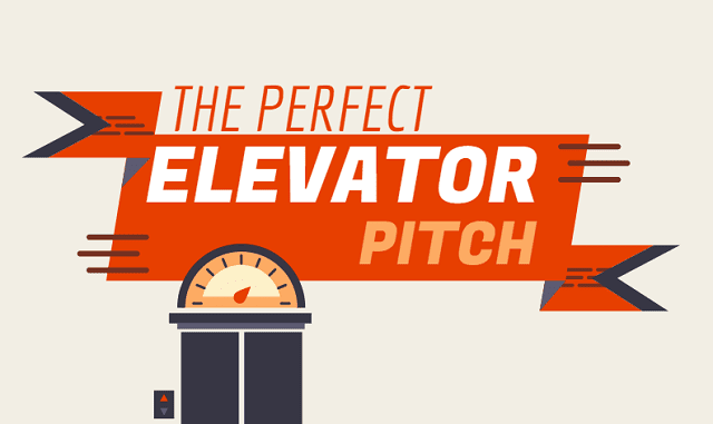 The Perfect Elevator Pitch