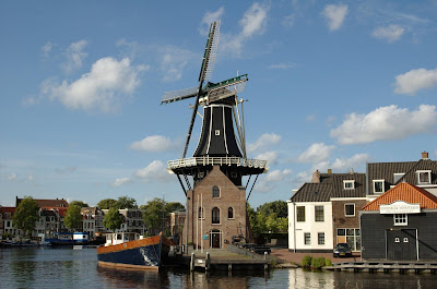 Haarlem molino adriaan