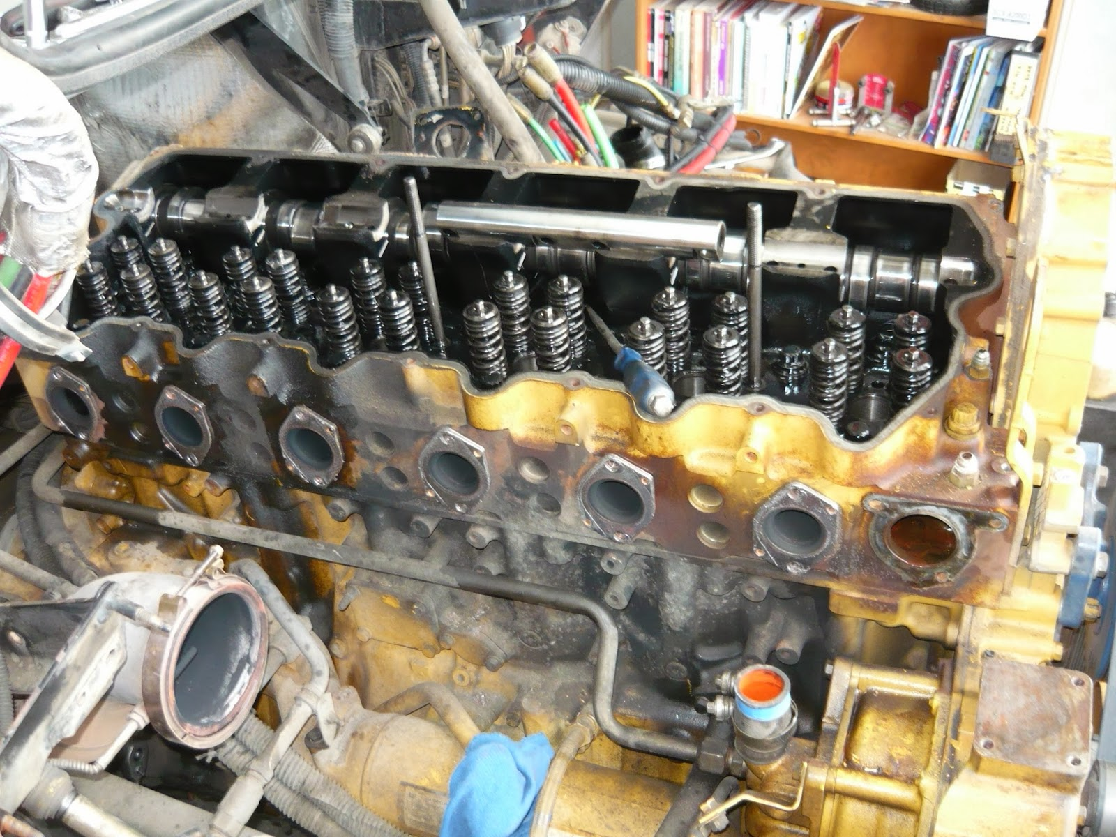 Christie Pacific Case History  Caterpillar C12 Cylinder Head Failure