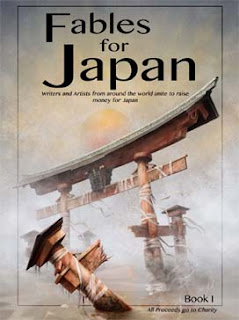 Fables For Japan book cover