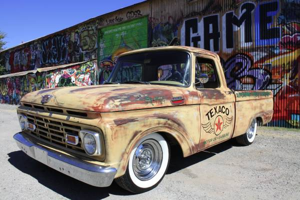 1964 F100 Custom Truck