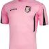Joma divulga as novas camisas do Palermo