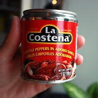 Oppskrift Småhot Hot Bønnemos Bønnedip Taco Sorte Bønner Chipotle Meksikansk Sitrongress Minced Lemongrass
