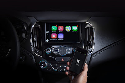 New Smartphone Capabilities in 2016 Chevy Models