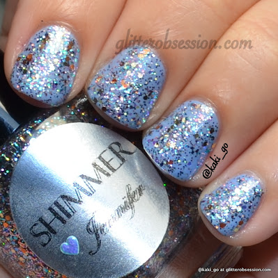 Shimmer Jennifer swatch