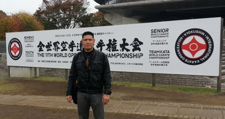 The 11th World Open Karate Tournament