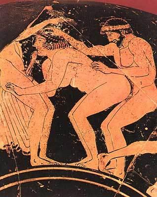 порно фото древных люди
