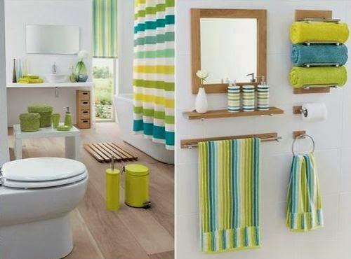aksesoris kamar mandi minimalis desain interior eksterior rumah