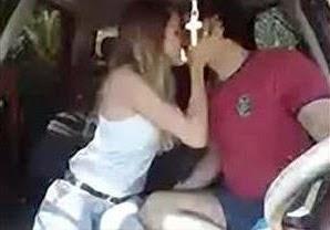Aline de Novo Horizonte SP com o Amante no Canavial