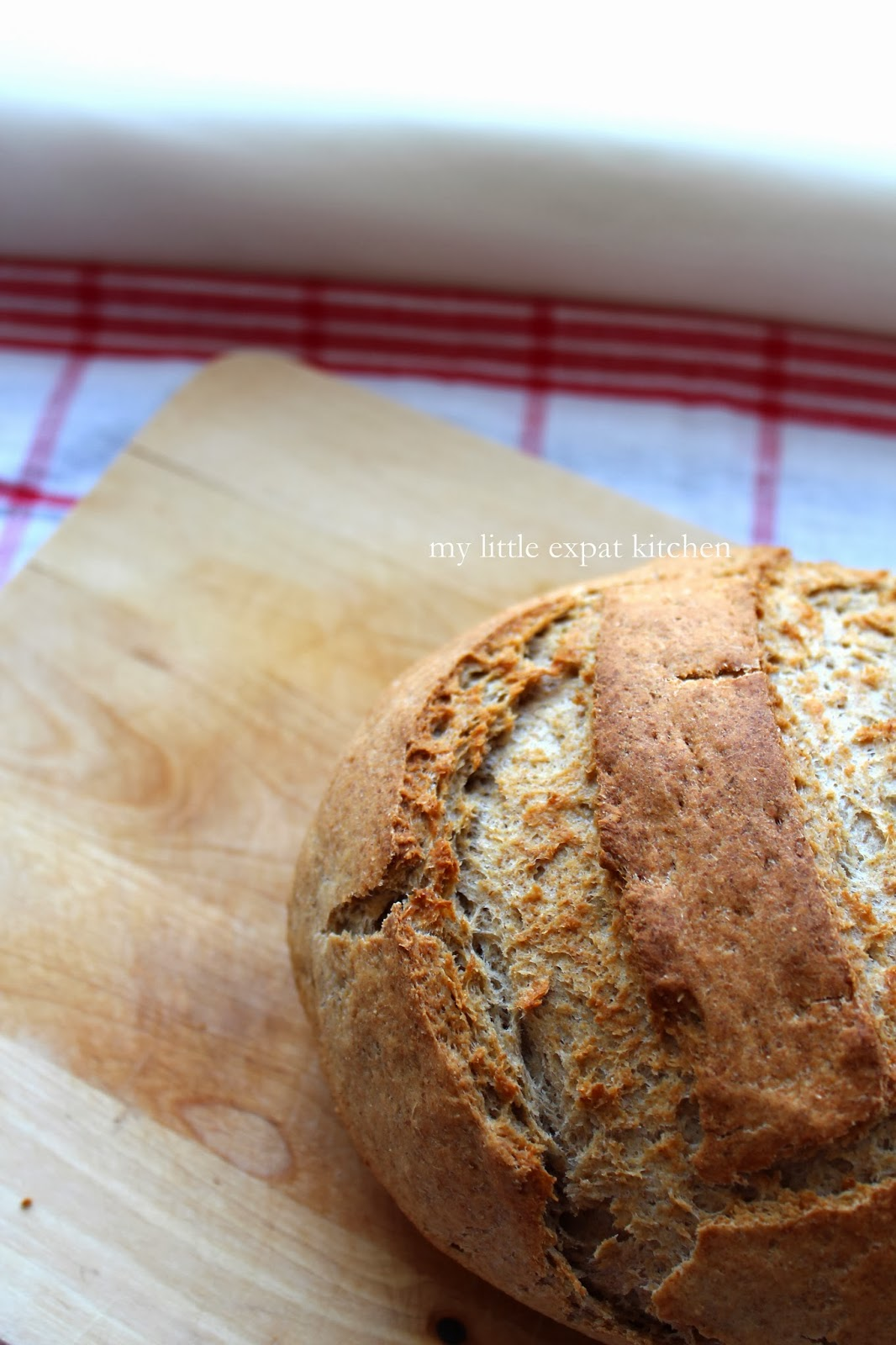 It Has An Earthy Nutty Flavor That S Difficult To Find In Other Loaves It Has A Hard Crust And A Soft Yet Dense Crumb That S Ever So Slightly Moist With A