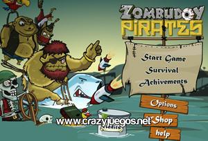 Jugar Zombudoy 3 Pirates