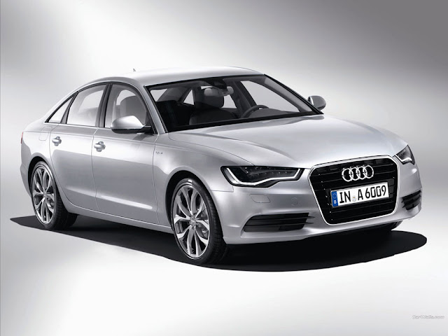 Audi A6 Latest Car model 2012-2013