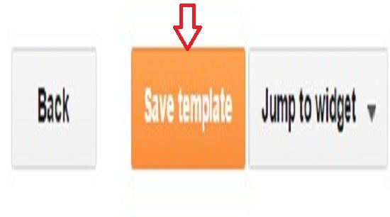 மறக்காமல் Save template