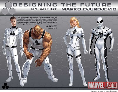 Future Foundation - Marko Djurdjevic
