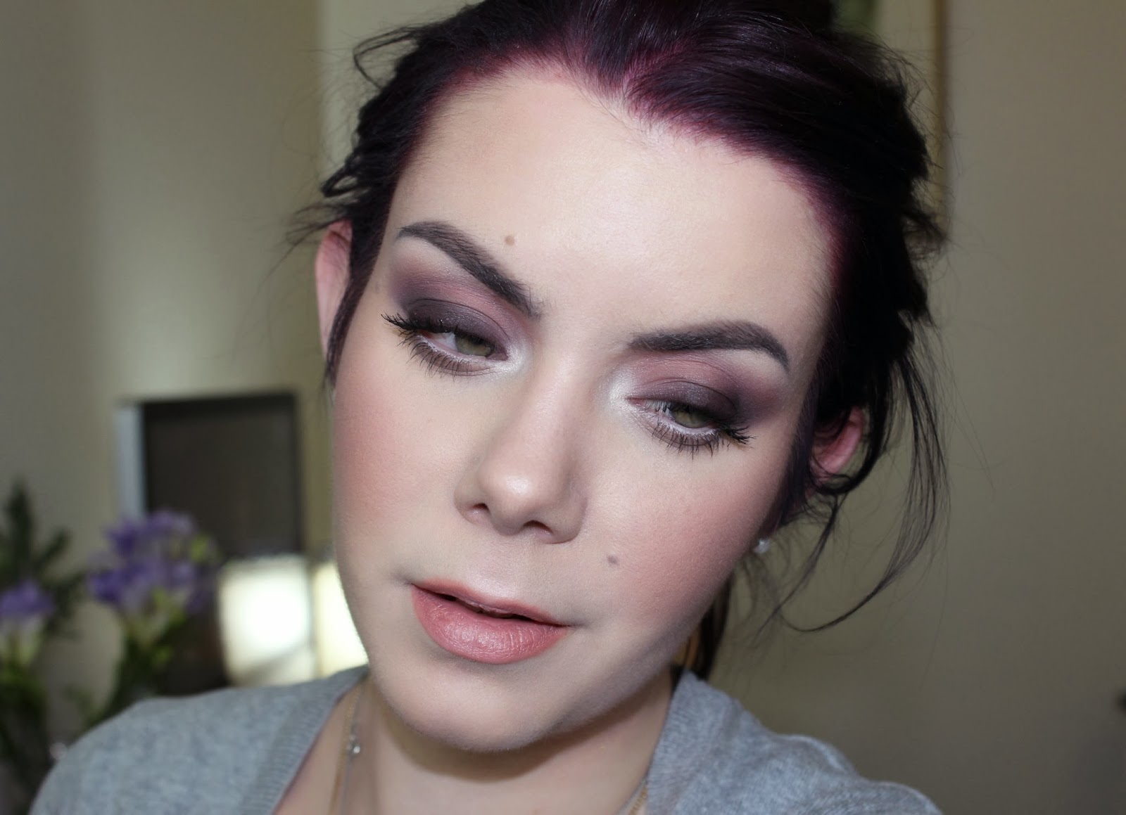 ClaireMakeupStudio: Spring 2014 makeup tutorial : Romantic ...