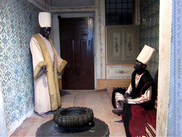 Sala Eunucos negros - Topkapi