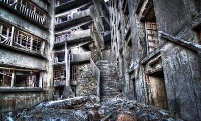 Las 10 ciudades más abandonadas del Mundo.