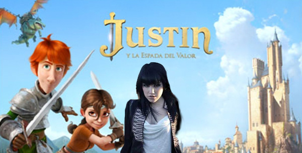 """Héroes: el tema de Angy para """"Justin y la Espada del Valor"""""""