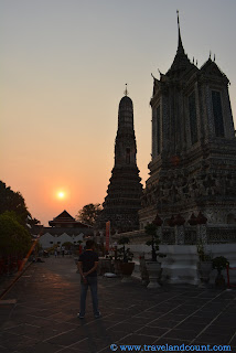 Wat Arun senset