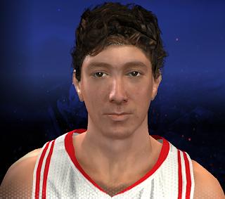 NBA 2K14 Omer Asik Curly Hair Update