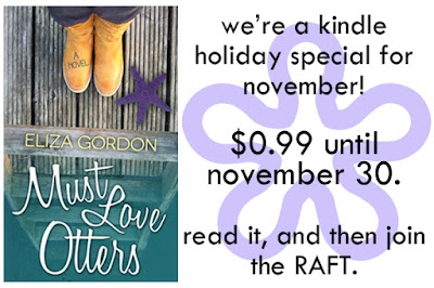 Must Love Otters by Eliza Gordon – Just 99cents! + Giveaway