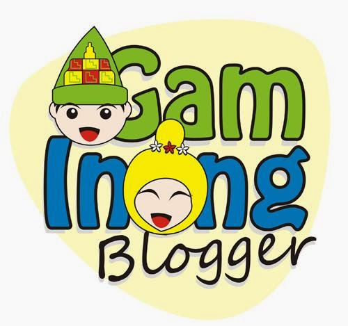Part of Gam Inong Blogger