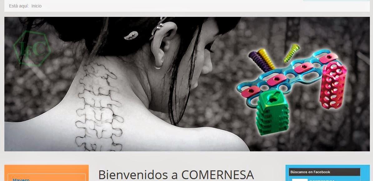 http://www.comernesa.com/