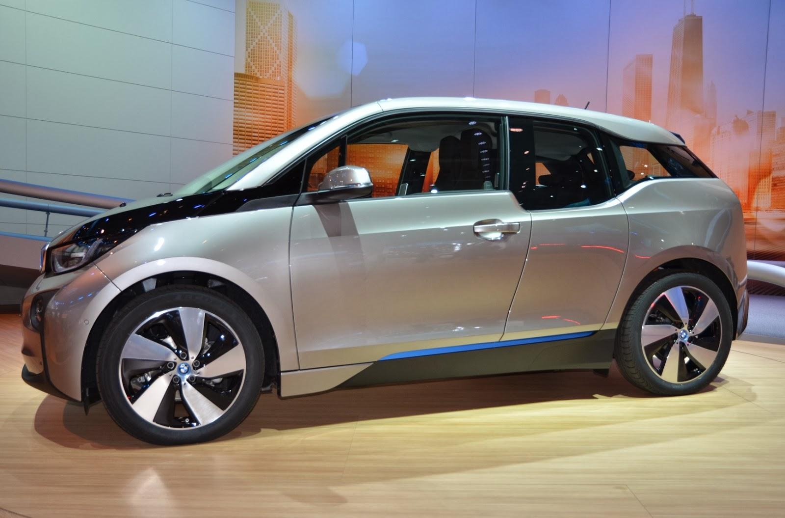 i3 Electric car