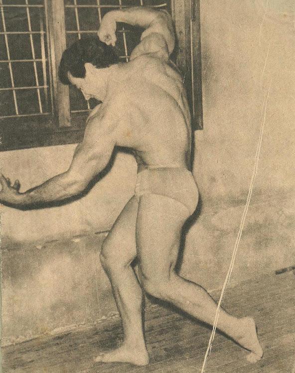 MR ARGENTINA 1961