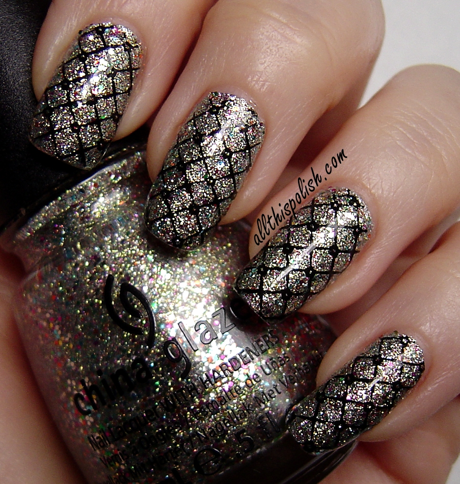 All This Polish: New Year\'s Nails