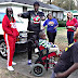 2 Chainz Gives MiniVan To A Family So They Can Get Brain Damaged Son To And From The Hospital (Video)