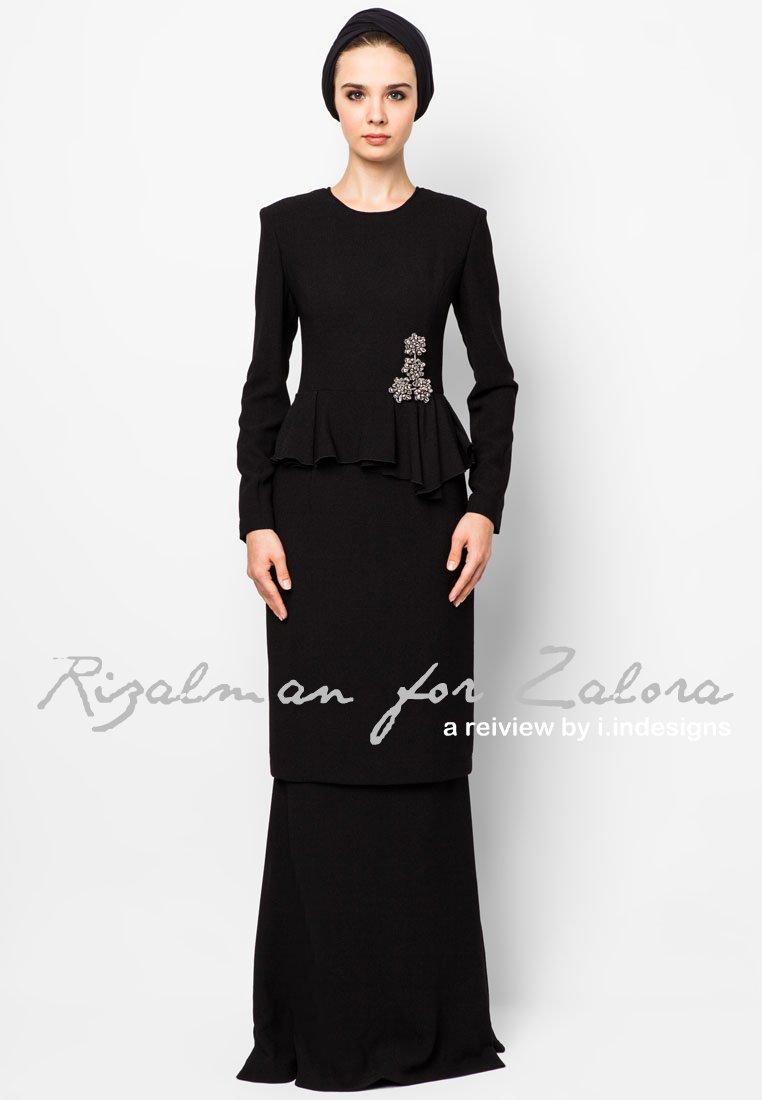 Design Baju Raya Rizalman for Zalora - Empayar Fesyen Muslimah Urban