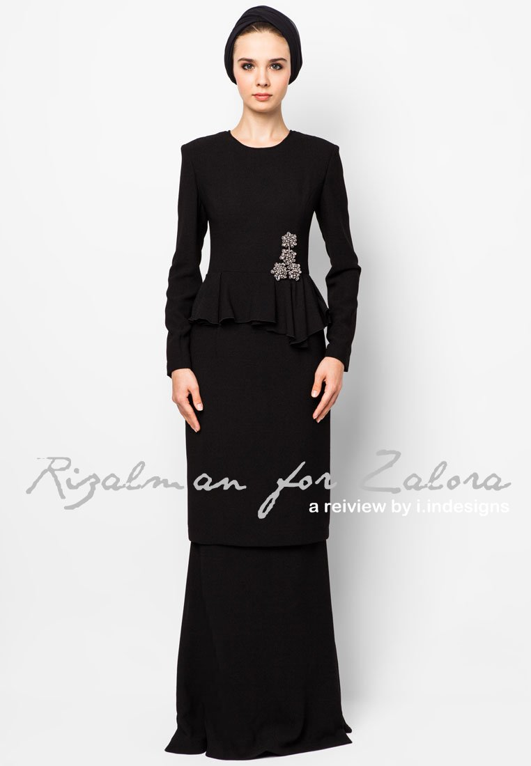 Design Baju Raya Artis : Fesyen of raya rachael edwards