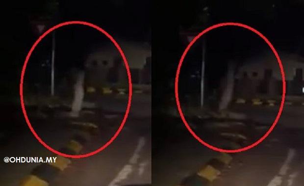 Cerita sebenar mengenai video penampakan pocong di Tawau terbongkar