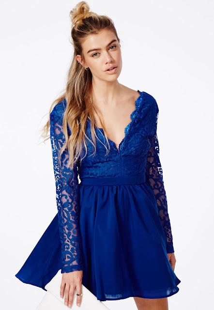 Alternativas de vestidos cortos con encajes | Moda 2016