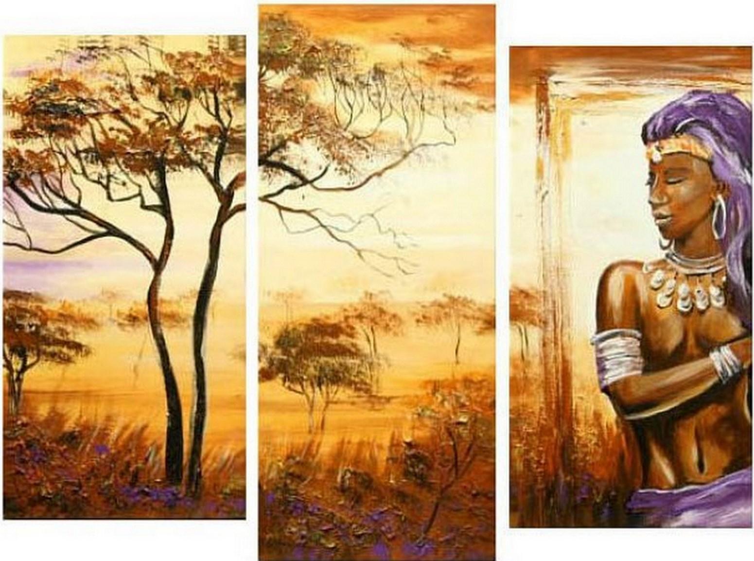 Cuadros modernos pinturas y dibujos cuadros tr pticos de - Imagenes para cuadros ...