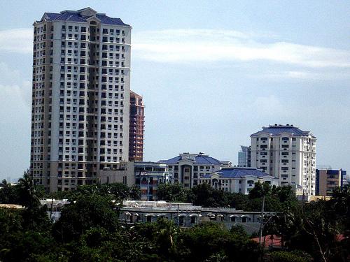 Lincone property the suite life in quezon city for Terrace 45 quezon city
